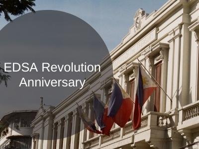 EDSA Revolution Anniversary