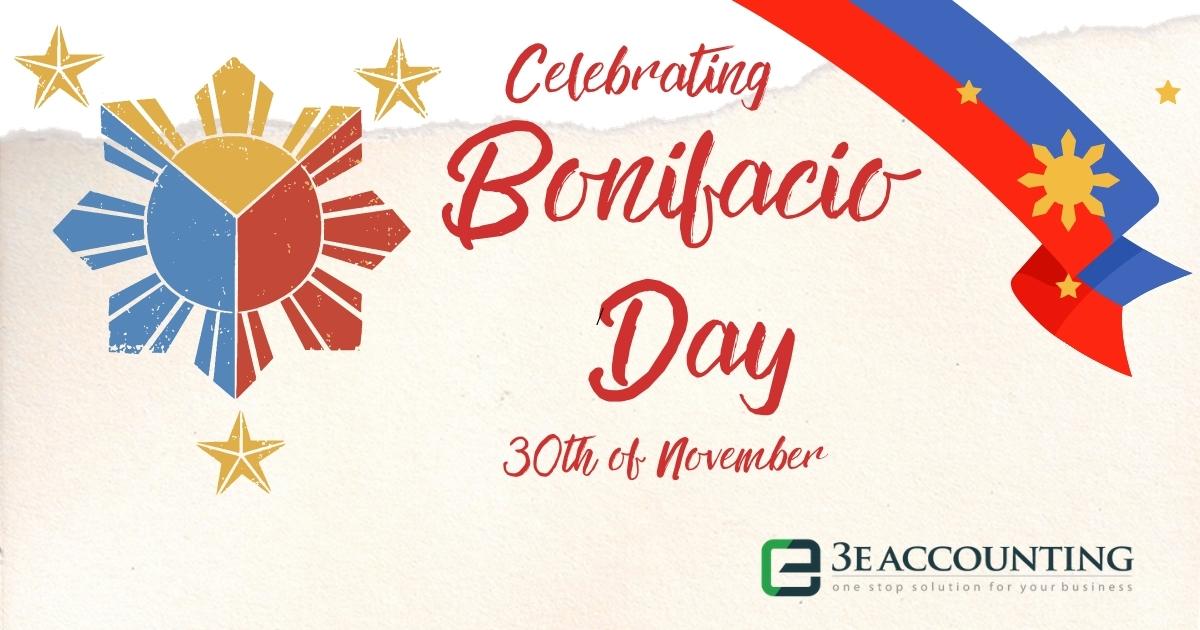 Bonifacio Day Greetings