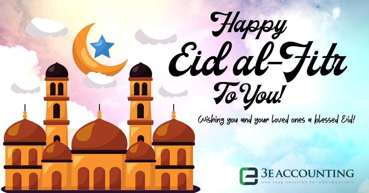 Eid al-Fitr Greetings